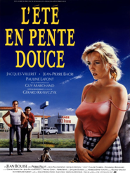 Movie poster of L'été en pente douce