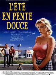 Movie poster of L'Été en pente douce