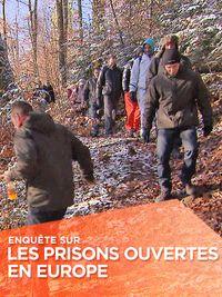 Movie poster of Prisons ouvertes : un pas vers la réinsertion ?