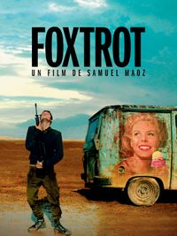 Movie poster of Foxtrot