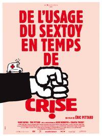 Movie poster of De l'usage du sex-toy en temps de crise