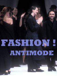 Movie poster of Fashion ! Antimode