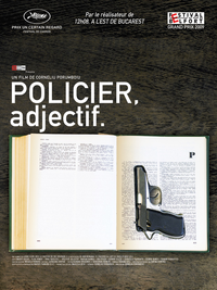 Movie poster of Policier, adjectif