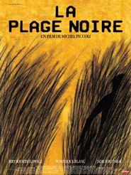 Movie poster of La Plage noire