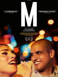 Movie poster of M (Yolande Zauberman)