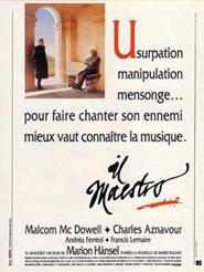 Movie poster of Il Maestro