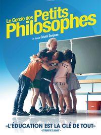 Movie poster of Le Cercle des petits philosophes