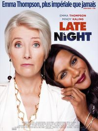 Movie poster of Late Night