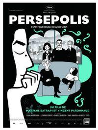 Movie poster of Persepolis