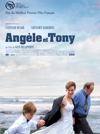 Movie poster of Angèle et Tony