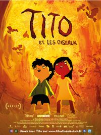 Movie poster of Tito et les Oiseaux