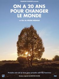 Movie poster of On a 20 ans pour changer le monde