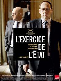Movie poster of L'Exercice de l'Etat
