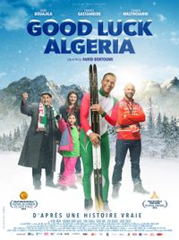 Movie poster of Good Luck Algeria
