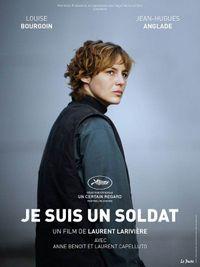 Movie poster of Je suis un soldat
