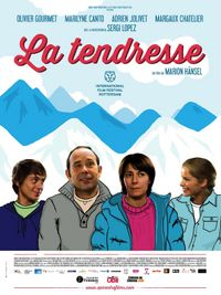 Movie poster of La tendresse