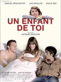 Movie poster of Un enfant de toi