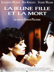 Movie poster of La Jeune Fille et la Mort