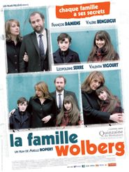 Movie poster of La Famille Wolberg