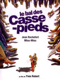Movie poster of Le bal des casse-pieds