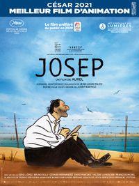 Movie poster of Josep