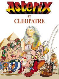 Movie poster of Astérix et Cléopâtre