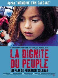 Movie poster of La Dignité du peuple