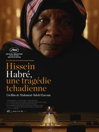 Movie poster of Hissein Habré, une tragédie tchadienne
