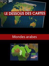 Movie poster of Le Dessous des cartes - Mondes Arabes