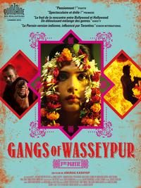 Movie poster of Gangs of Wasseypur : Partie 1