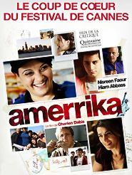 Movie poster of Amerrika