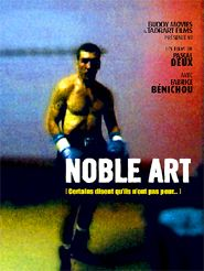 Movie poster of Noble art