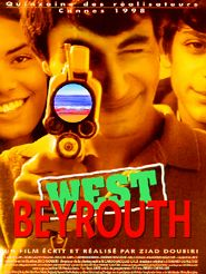 Movie poster of West Beyrouth