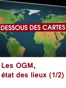 Dessous des cartes - Les OGM, état des lieux 1/2