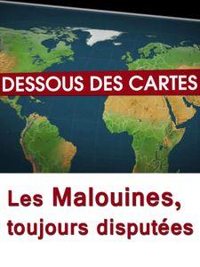 Le Dessous des cartes - Les Malouines, toujours disputées