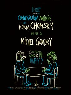 Image de Conversation animée avec Noam Chomsky