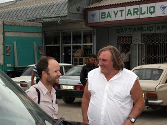 Movie pictures Retour au Caucase - Gérard Depardieu dans les pas d'Alexandre Dumas