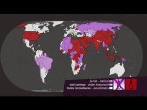 Movie pictures Le Dessous des cartes -  Pour l'abolition de la peine de mort 1 & 2