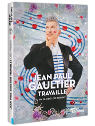 Movie pictures Jean-Paul Gaultier travaille