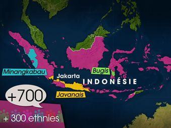 Movie pictures Dessous des cartes - Indonésie, nouvel émergent