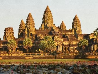 Movie pictures Angkor redécouvert