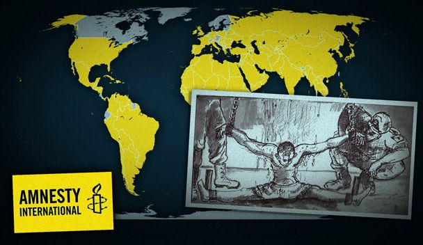 Movie pictures Dessous des cartes - Qui torture dans le monde ?