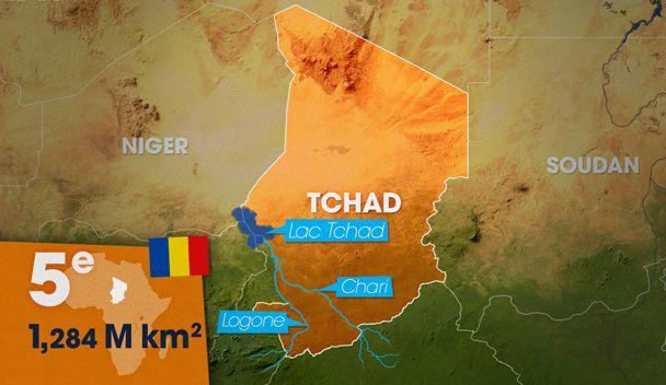 Movie pictures Dessous des cartes - Le Tchad d'Idriss Déby
