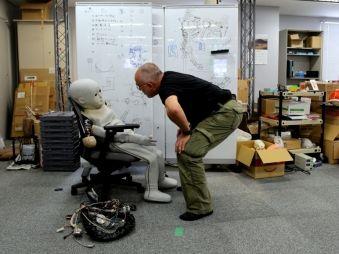 Movie pictures Au coeur des robots