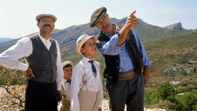Movie pictures La Gloire de mon père