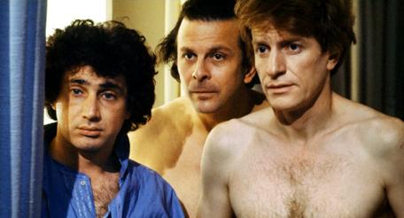 Movie pictures Trois hommes et un couffin