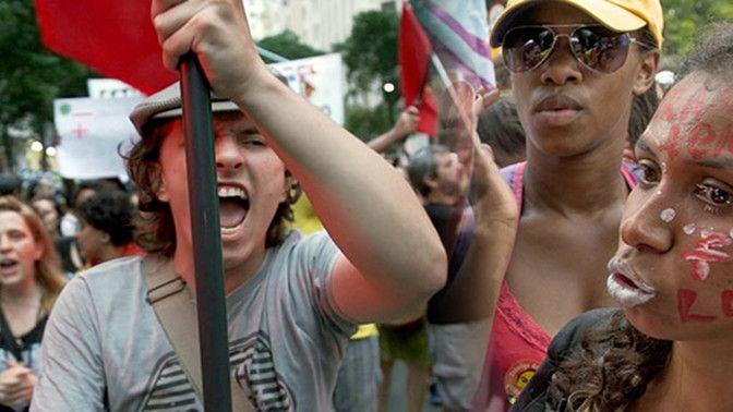 Movie pictures Brésil : Le grand bond en arrière