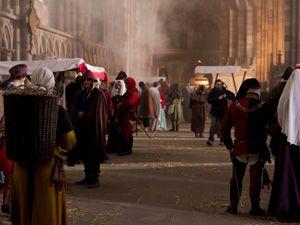 Movie pictures Le Défi des bâtisseurs - La cathédrale de Strasbourg