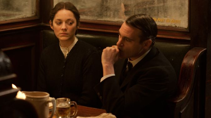 Movie pictures The Immigrant