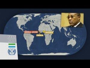 Movie pictures Le Dessous des cartes - La mondialisation de la justice 1/2